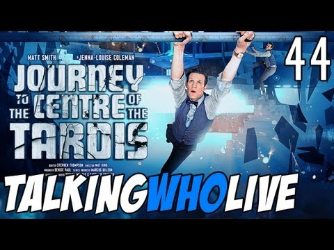 Talking Who 44 Journey to the Centre of the TARDIS