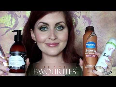 Current Favourites: August 2013