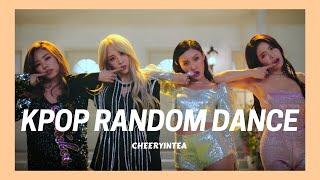 KPOP RANDOM DANCE MIRRORED 2019