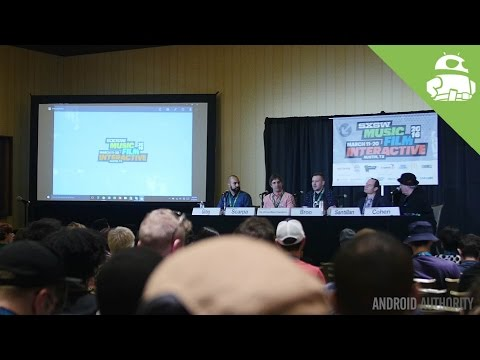 SXSW 2016 Panel Reaction - The Live VR Music Experience