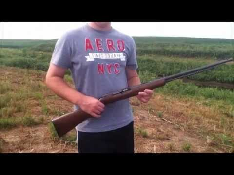 Remington 550-1 Semi-Automatic .22 S/L/LR Shooting