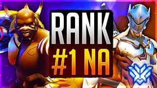 🔴Overwatch Rank #1 NA Peak -- OVERWATCH 2 BACK FROM BLIZZCON!!! Samito