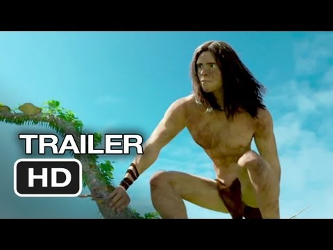 Tarzan TRAILER (2013) - Animation Movie HD