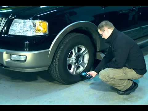 Ford Expedition Tpms Tire Pressure Monitoring System Youtube
