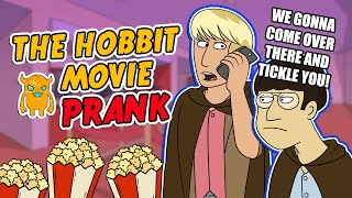 The Hobbit Movie Prank - Ownage Pranks