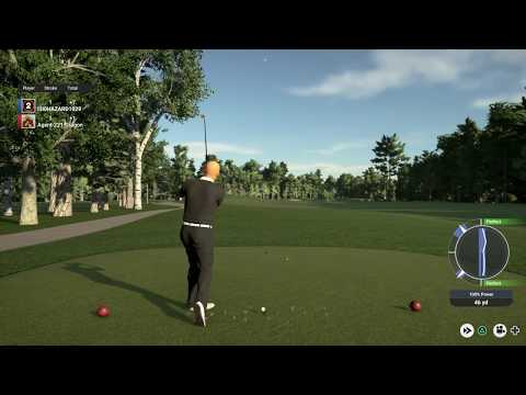 Golf 2019 gameplay first time