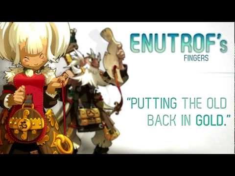 Enutrof's Fingers Character Class Gameplay