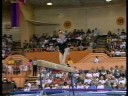 Sara Thompson (NZL) - 1994 Commonwealth Games AA - Beam