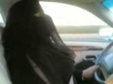 Saudi woman driver