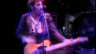 Watch Bruce Springsteen Streets Of Fire video