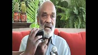 Rene Preval Address To The Nation Following Haiti Election Results