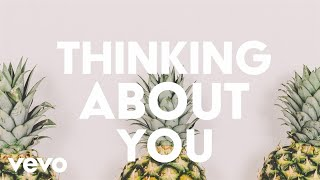 Silentó - Thinking About You (Lyric Video)