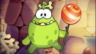 Om Nom Stories - The Stone Age | Cut The Rope | Funny Cartoons For Kids | Kids Videos
