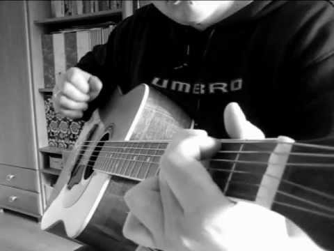 Strojenie Gitary Od Kamertoniu - Kurs Gry Na Gitarze.avi