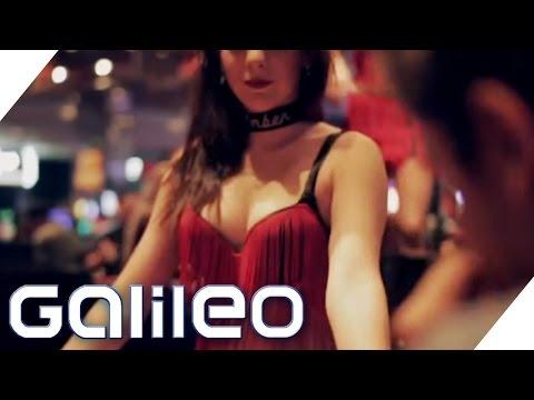24 Stunden durch Sin City   Galileo   ProSieben