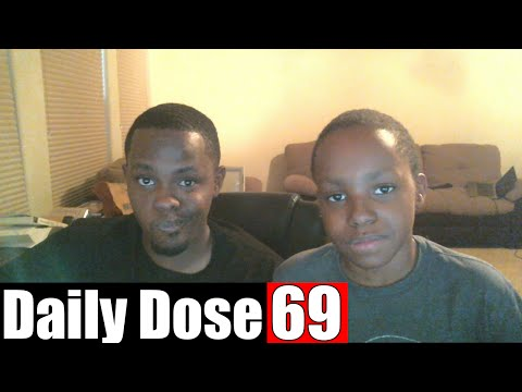 #dailydose Ep.69 - (feat. Trent) - Big Booty Hoes??? | #g1gb video