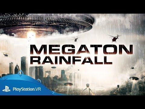 Megaton Rainfall | Release Date Announcement Trailer | PS VR