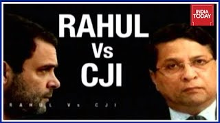 Opposition Acted In Haste By Moving Impeachment Notice Against CJI? | News Today With Rajdeep