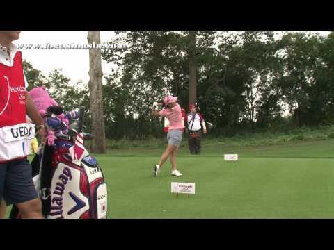 Ai Miyazato(미야자토 아이) LPGA TOUR GOLF SWING. 포커스인아시아