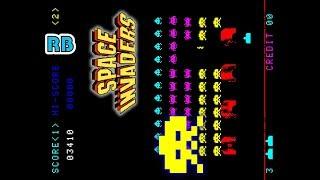 【タブレット用】1978 [60fps] スペースインベーダー / Space Invaders Bug2