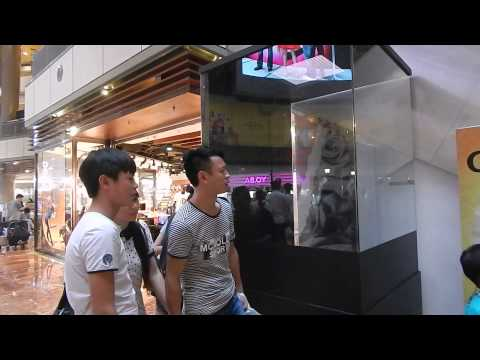Shanghai - Super Brand Mall - Catch the Money.MOV