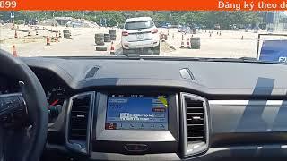 Test xe Ford raptor 2019 máy dầu 2.8, số tự động