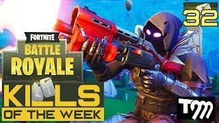 Fortnite Battle Royale - TOP 10 KILLS OF THE WEEK #32 (Fortnite Moments)