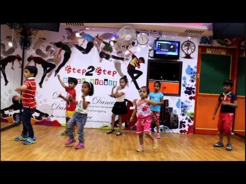 The Disco Song | INDIA WAALE | Uff | SHARABI Dance Moves  By Step2Step Dance Studio
