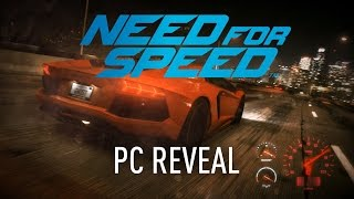 Need for Speed - PC Reveal (Instrumental) [HD]