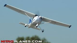 New Airfield Cessna 182 Sky Trainer w/ Lights Review