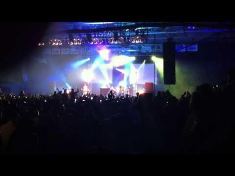 Macklemore Concert Augustana College Sioux Falls, SD April 2013