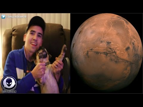 HUGE News From NASA! And It Isn't Alien Life... 10/14/16