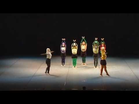 『野菜の気持ち』 -横浜国立大学モダンダンス部 Music Videos