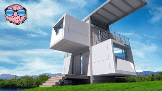 Top 10 AMAZING HOUSES - OFF THE GRID LIVING