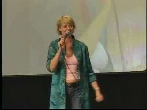 Amanda Tapping at The Stargate SG-1 Con Video