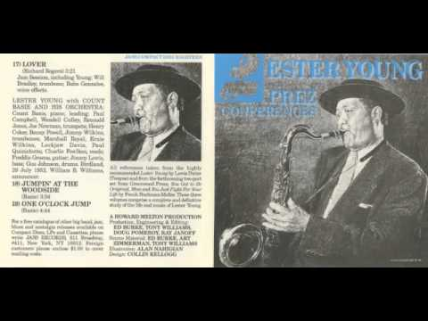 LESTER YOUNG with THE KING COLE TRIO&BUDDY RICH