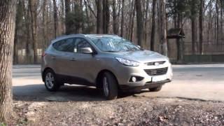 Drive test Hyundai ix35