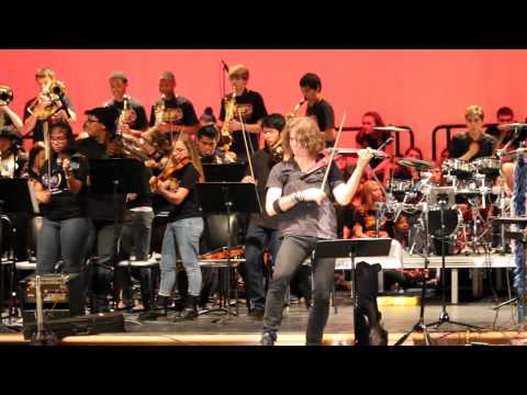 Inferno, Thomas Dale High School, Chester, VA with Mark Wood