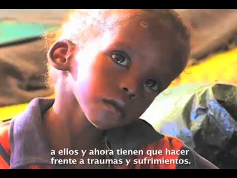 International Peace Day 2012, Secretary-General message with Spanish captions
