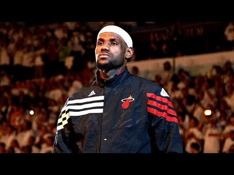 New LeBron James Ultimate Mixtape 2012