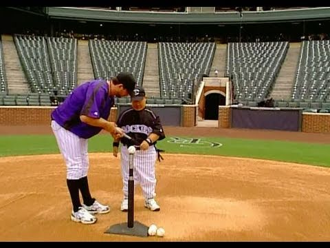 """My Wish"" series (2006): Andrew's wish to meet the Colorado Rockies"