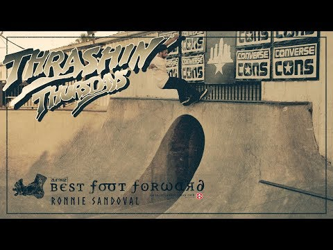 Ronnie Sandoval - Thrashin' Thursdays