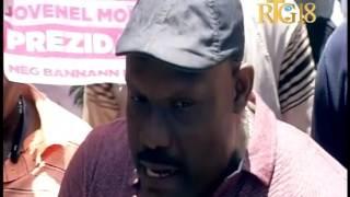 VIDEO: Haiti Manifestation, PHTK Pran Beton an, Jovenel Ou La Mort...