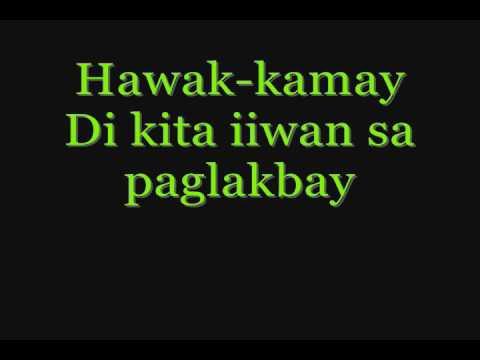 Hawak Kamay By: Yeng Constantino (w/ lyrics)