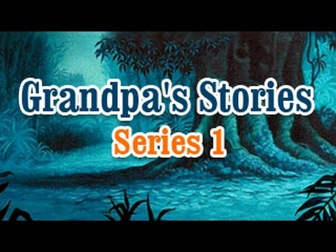 Grandpa Stories - English Moral Story For Kids - Vol 1 video