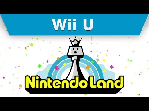 Wii U – Nintendo Land Trailer