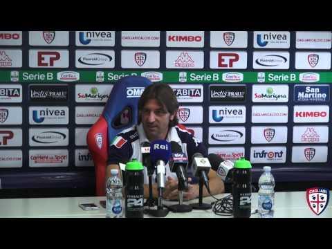"""Cagliari vs Avellino Rastelli:""""L' Avellino è un banco di prova importante"""""""