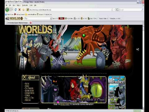 Aqw - how to get free AC coins (works !)