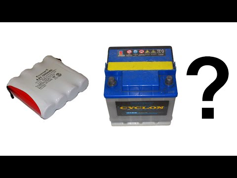 How to choose a battery: A battery chemistry tutorial