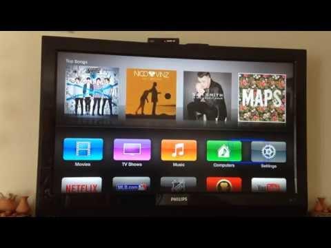 Apple Tv Manual en español. guía de apple tv. como usar apple tv